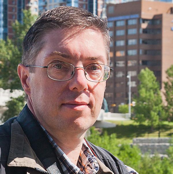 Unser Fototrainer für die allgemeine Fotografie Rainer Hoffmann.