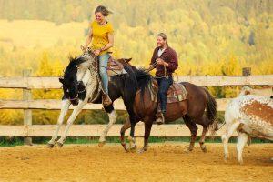 Ranch- und Pferdefotografie